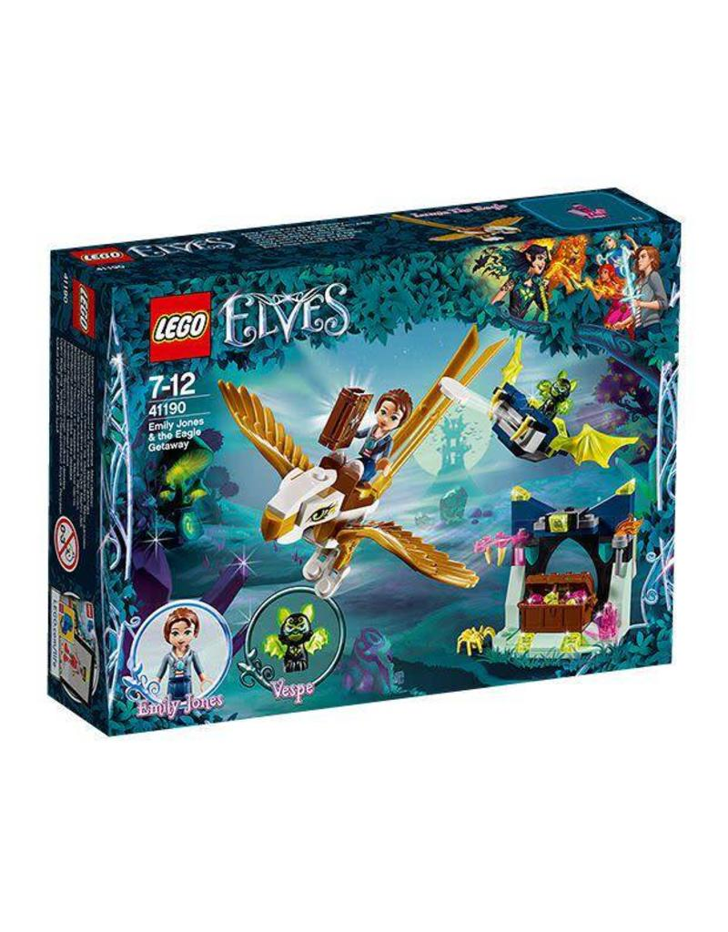 Lego Elves Emily Jones & the Eagle Getaway