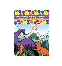 Do-A-Dot Discovering Mighty Dinos Do-a-Dot Book