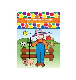 Do-A-Dot Farm Animals Do-a-Dot Book