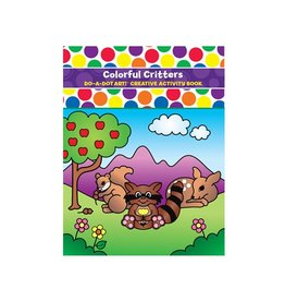 Do-A-Dot Colorful Critters Do-a-Dot Book