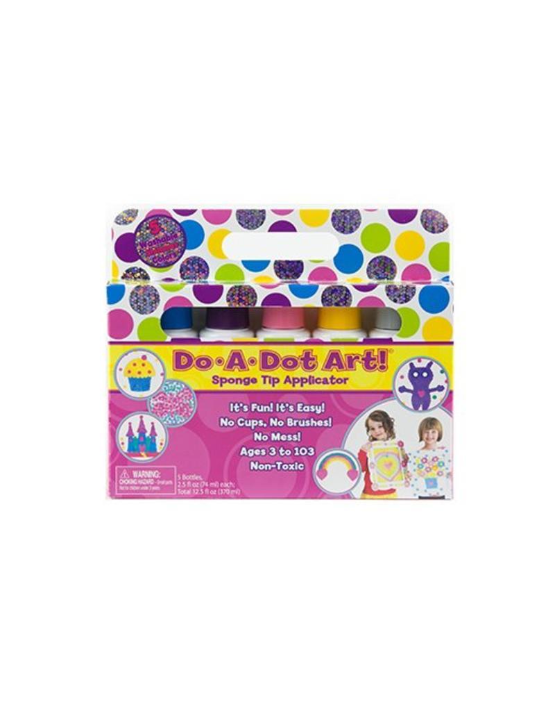 Do-A-Dot 5 Pack Royal Shimmers Do-A-Dot