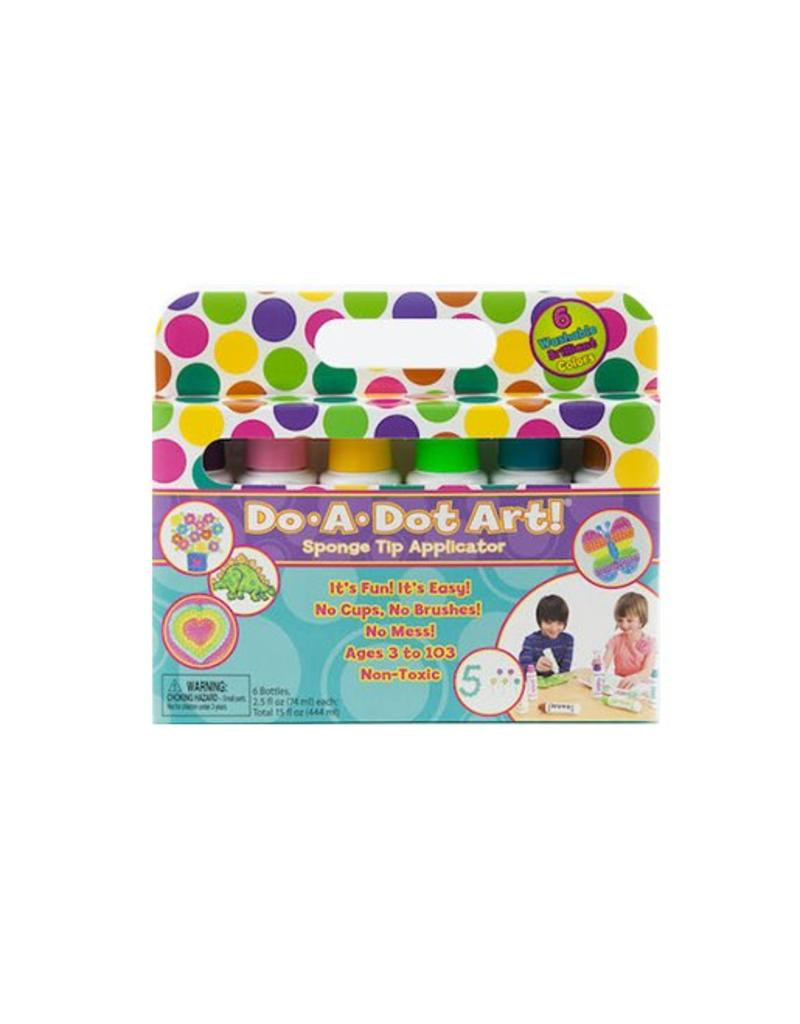 Do-A-Dot 6 Pack Brilliant Do-A-Dot