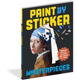 Workman Pub Paint by Sticker Masterpieces