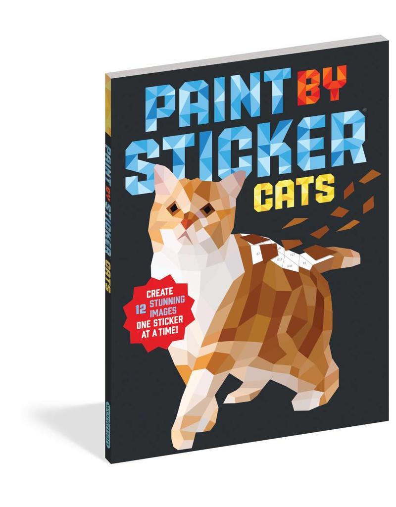 Workman Pub Paint by Sticker Cats