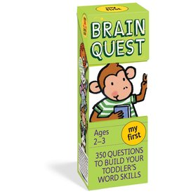 Workman Pub My First Brain Quest