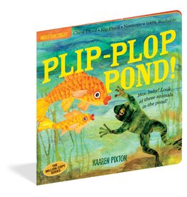 Workman Pub Plip-Plop Pond!
