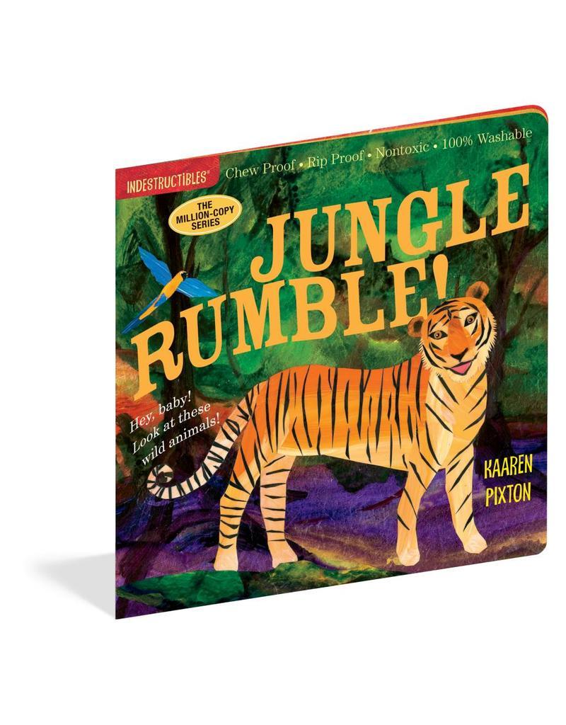 Workman Pub Jungle Rumble! Indestructible