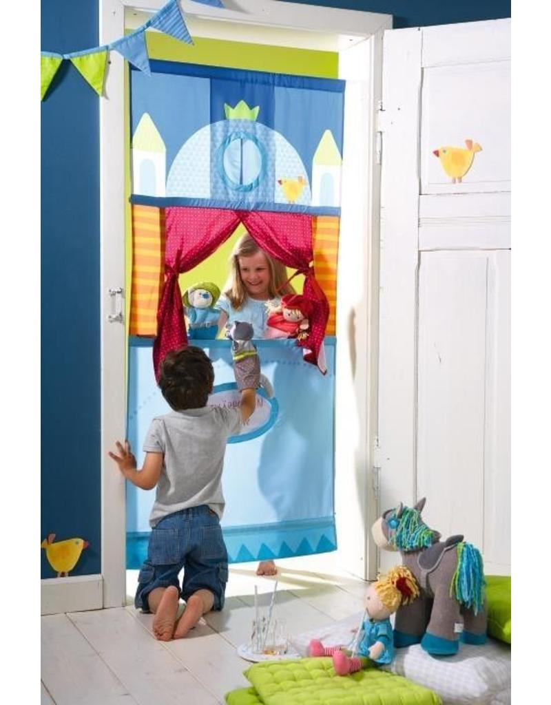 Haba USA Doorway Puppet Theater