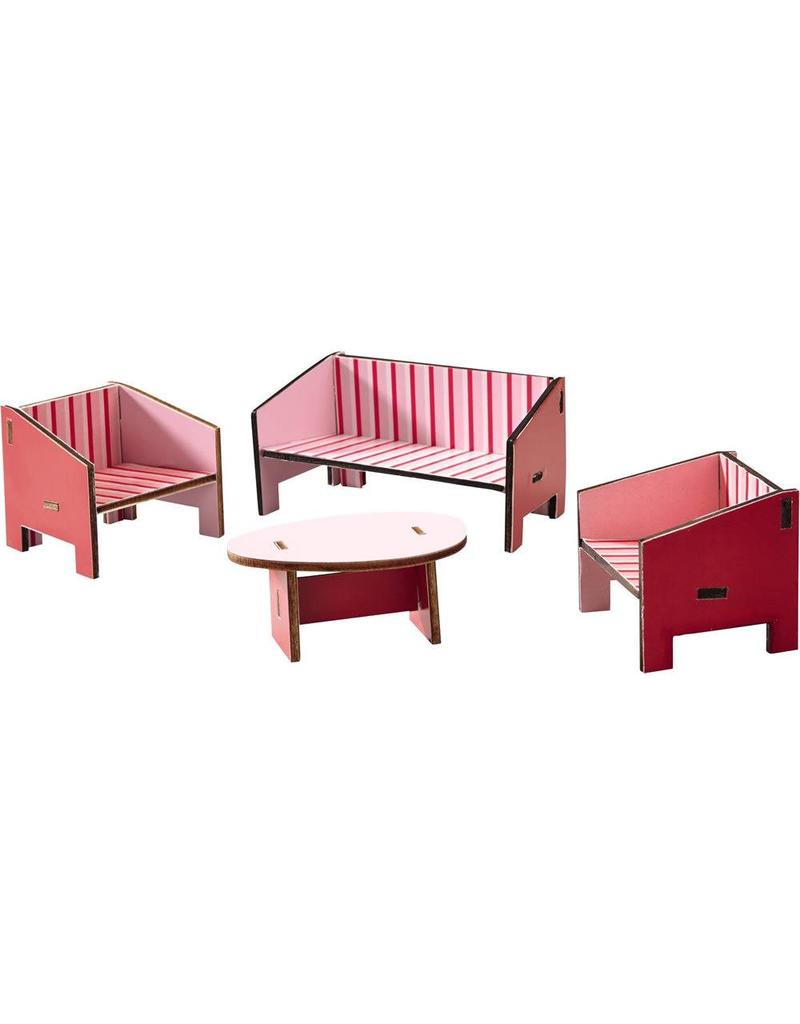 Haba USA Little Friends - Parlor