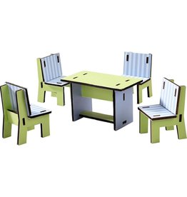 Haba USA Little Friends - Dining Room