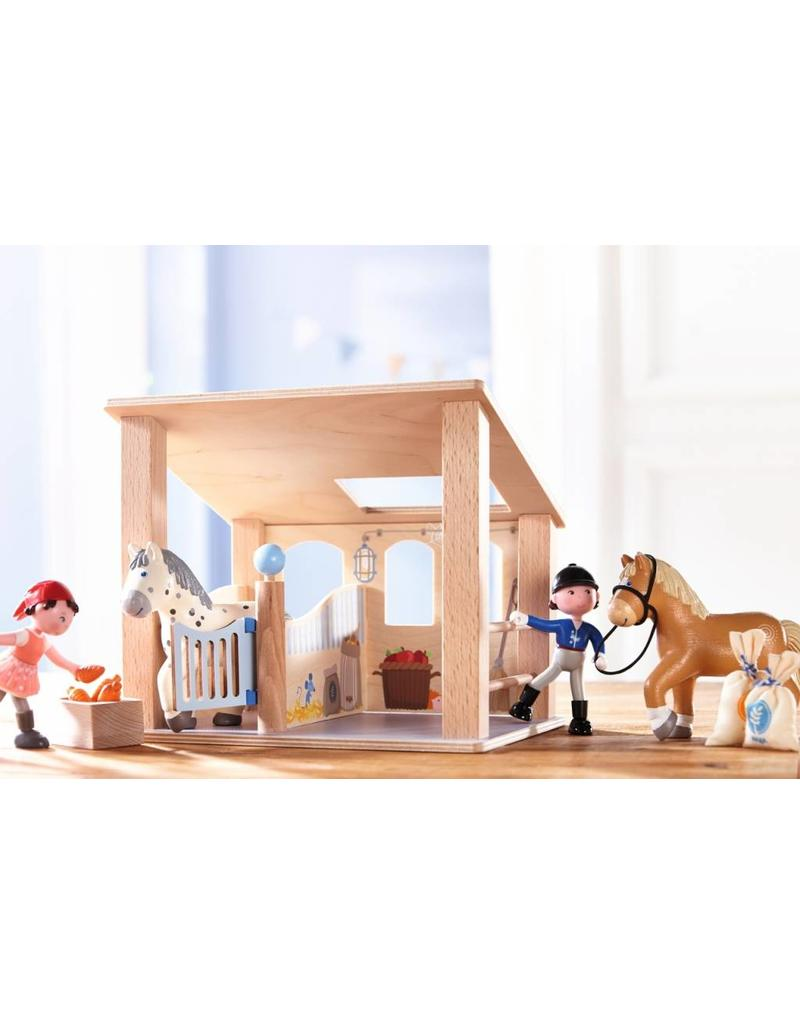 Haba USA Little Friends Horse Stall