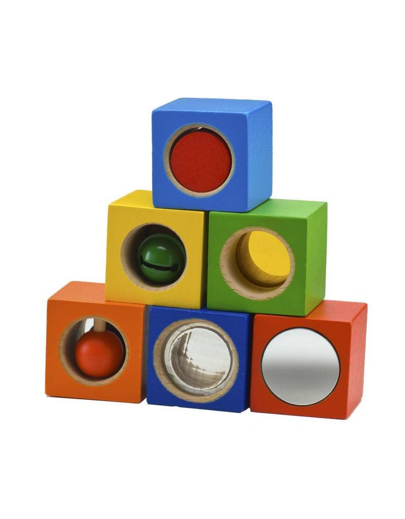 Haba USA Stack & Learn Blocks