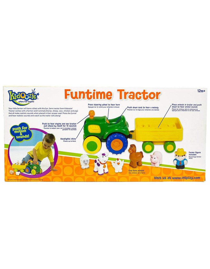 Epoch Funtime Tractor