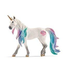 Schleich Sea unicorn, mare