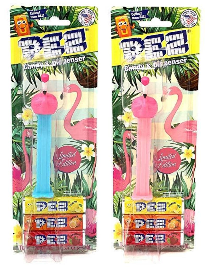 Pink Flamingo Pez