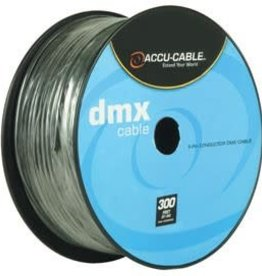 3PIN DMX 300 FOOT SPOOL