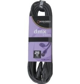DMX Cable 5-pin 25'