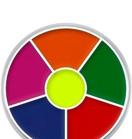 Kryolan UV Cream Circle 6-color