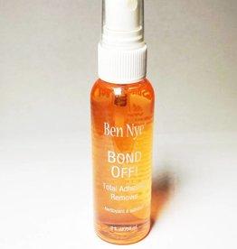 Ben Nye Bond Off! Remover