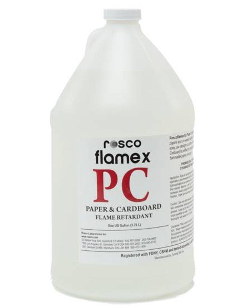 Rosco Laboratories Rosco Flamex PC (Paper & Cardboard)