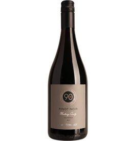Pinot Noir Ninety Plus Cellars  Pinot Noir 2017 Monterey County Lot 125 750ml Grey Label California