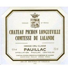 Bordeaux Red END OF BIN SALE Chateau Pichon Longueville Comtesse de Lalande 2014 750ml France REG $179.99