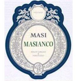 Italian White Masi Masianco Pinot Grigio Delle Venezie 2017 750ml Italy