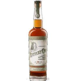 Rye Whiskey Kentucky Owl Rye 11yrs old 750ml