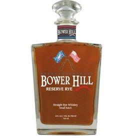 Rye Whiskey Bower Hill Reserve Rye Small Batch 750ml
