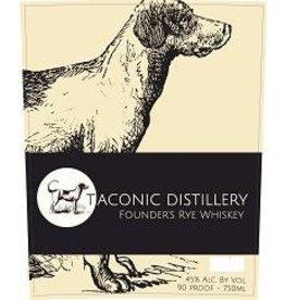 Rye Whiskey Taconic Distillery Founder's Rye Whiskey 90pf 750ml