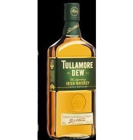 Irish Whiskey Tullamore Dew  Irish Whiskey Liter