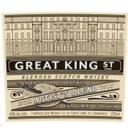 Scotch Great King St By Compass Box Artist's Blend Scotch Whisky 750ml