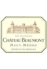 Bordeaux-Haut Medoc END OF BIN SALE Chateau Beaumont Haut-Medoc 2015 Cru Bourgeois 750ml REG $32.99