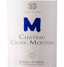 Bordeaux Red END OF BIN SALE Chateau Croix - Mouton 2015 Bordeaux Superier 750ml REG $19.99