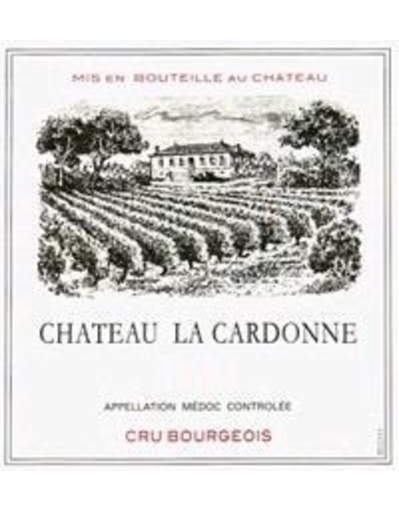 Bordeaux-Haut Medoc END OF BIN SALE Chateau La Cardonne Medoc 2010 750ML REG $29.99
