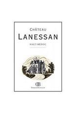 Bordeaux Red END OF BIN SALE Chateau Lanessan Haut-Medoc 2015 REG $29.99