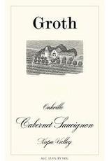 Cabernet Sauvignon END OF BIN SALE Groth Cabernet Sauvignon Oakville Napa Valley 2014 750ml REG $69.99