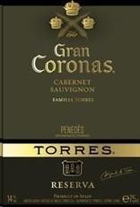 Cabernet Sauvignon END OF BIN SALE Torres Gran Coronas Reserva Cabernet Sauvignon 2013 Spain REG $19.99