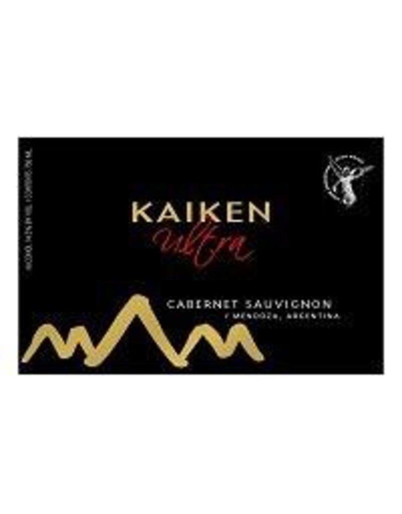 Cabernet Sauvignon END OF BIN SALE Kaiken Cabernet Sauvignon Ultra 2015 750ml REG $24.99