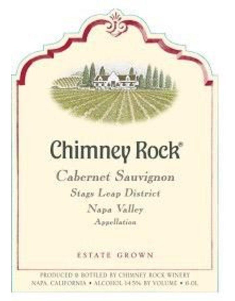 Cabernet Sauvignon END OF BIN SALE Chimney Rock Cabernet Sauvignon 2015 Stag's Leap District Napa Valley  750ml  REG $149.99