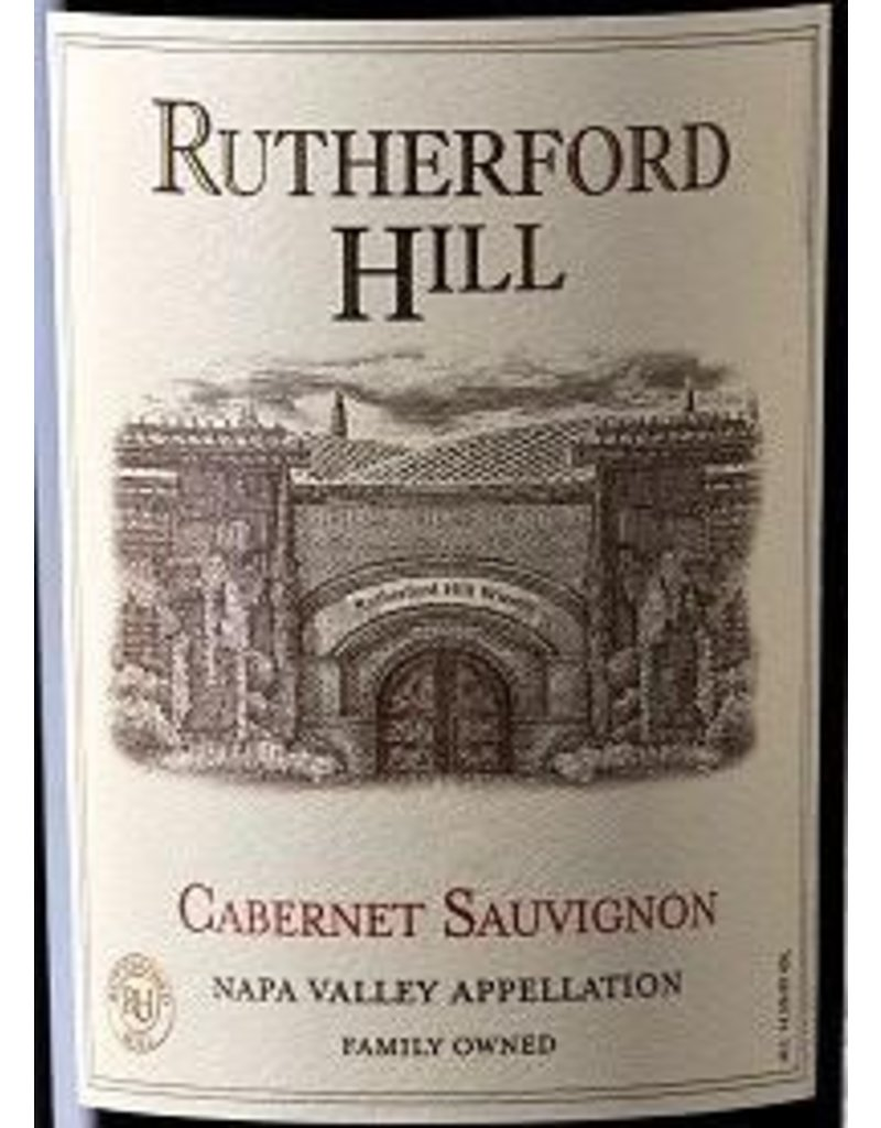 Cabernet Sauvignon END OF BIN SALE Rutherford Hill Caberent Sauvignon 2012 Napa Valley 1.5Liter
