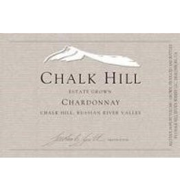 Chardonnay Sonoma California END OF BIN SALE Chalk Hill Chardonnay 2015 750ML REG $45.99