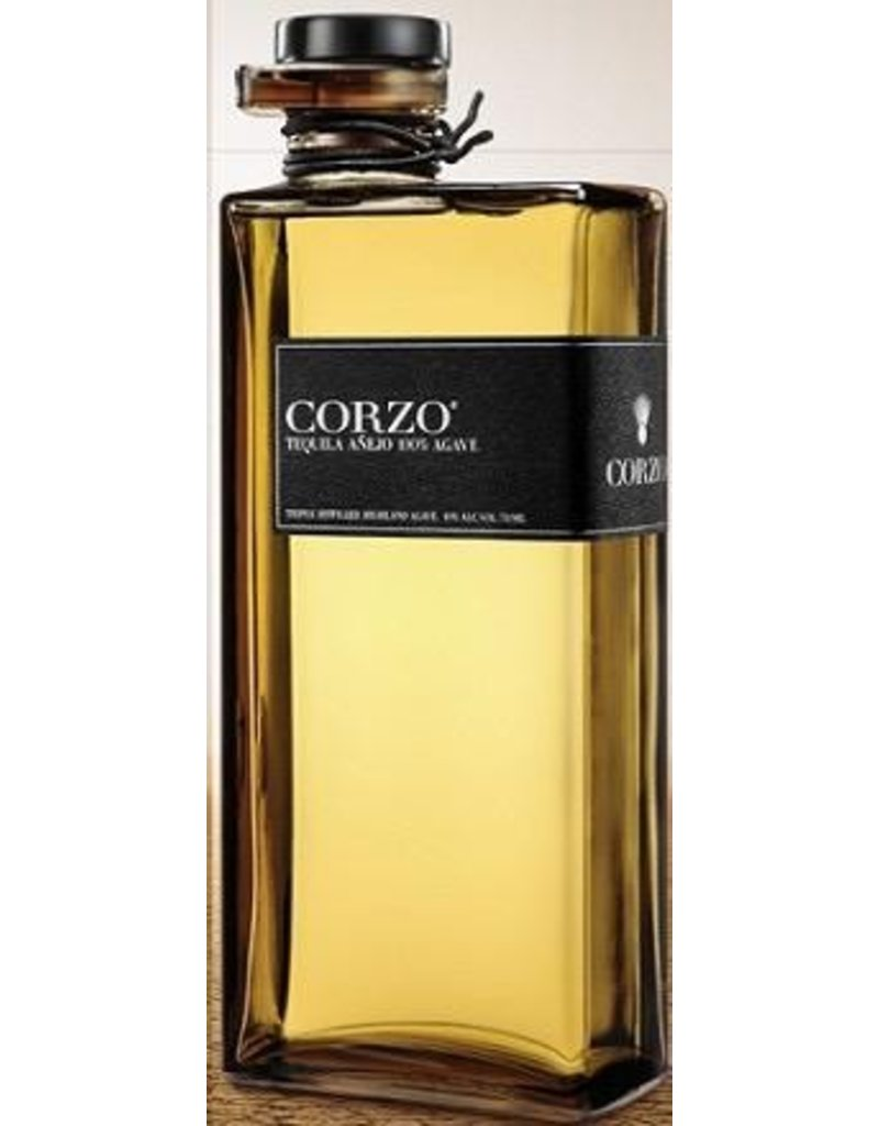 Tequila Corzo Anejo Tequila 750ml