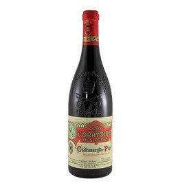 Rhone-Chateauneuf-du-Pape END OF BIN SALE Clos de L'Oratoire Des Papes Chateauneuf-du-Pape Rouge 2015 750ml France REG $59.99