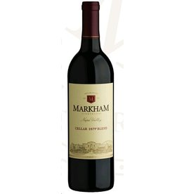 Red Blend Markham Cellar 1879 Blend 2014 Napa valley red 750ml Califronia