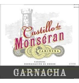 Spanish END OF BIN SALE Castillo de Monseran Garnacha 750ml Spain REG $14.99