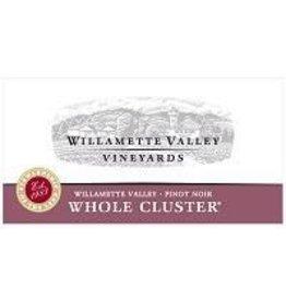 Pinot Noir Willamette Valley Vineyards Whole Cluster Pinot Noir 2017 750ml Willamette Valley Oregon