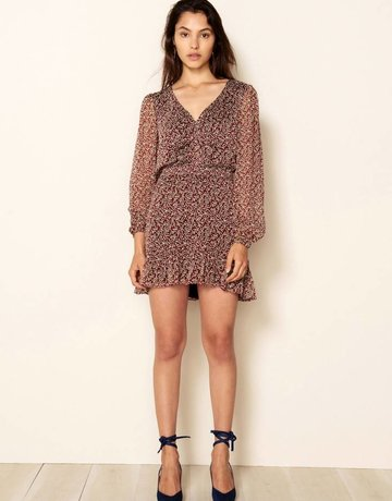 THE EAST ORDER Arielle Mini Dress