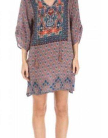 TOLANI Sanaya Dress~Mauve