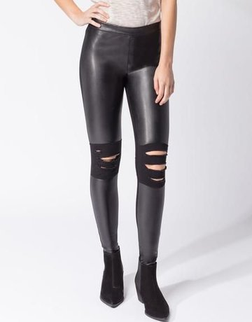 ASTARS Skylar Destroyed Legging~BLK